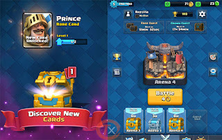 Download Clash Royale Apk kartu legendary