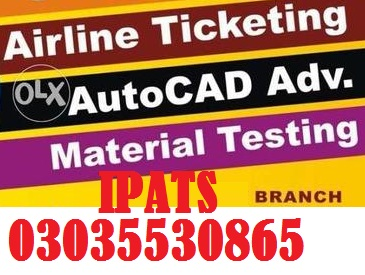 CAD 3D Advance Professional Course in Rawalpindi khanna pull NOVA IPATS Govt Certification