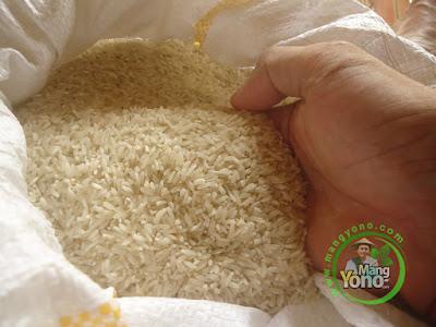 FOTO 6 :    beras padi TRISAKTI  .. Bening dan bersih.   Rendemen tinggi.. Sampai 65%
