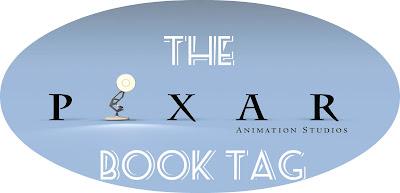 The Pixar Book Tag