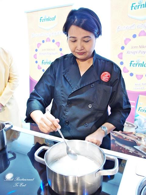 Deepavali 2016 Fernleaf Payasam Recipe Chef Annette Isaac