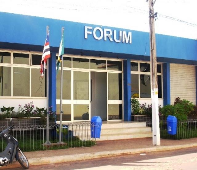 Resultado de imagem para Fórum de esperantinópolis
