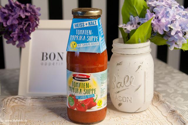 Sonnen Bassermann - Tomaten-Paprika Suppe