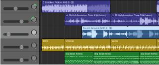 Groove Track Garageband 10
