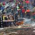 Prédio desaba na Turquia e deixa morto e feridos