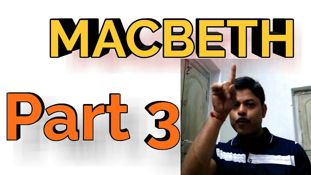 MCQ type question and answers from the Play Macbeth - part 3