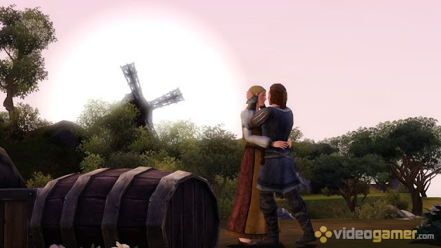 The Sims Medieval PC Full Version Screenshot 1