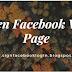 Open Facebook Web Page