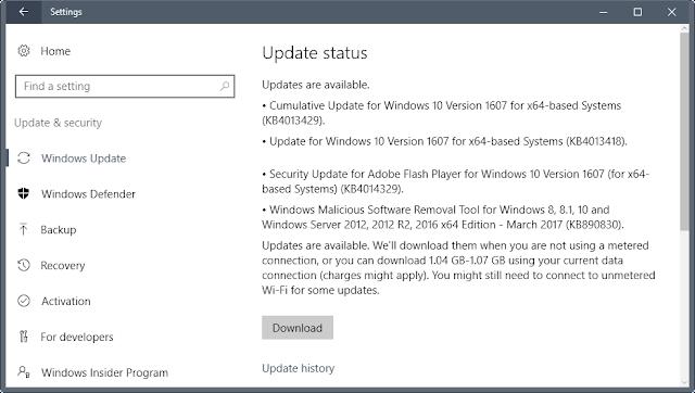 Microsoft bloqueia atualizações do Windows 7 e 8.1 para novas CPUS