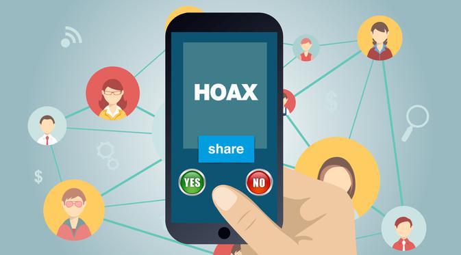 """Mewaspadai Hoax dan Kabar Bohong Berlabel """"Dari Grup Sebelah"""""""