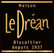 Le magasin d'usine de la biscuiterie Le Dréan dans le Morbihan