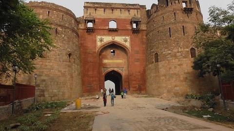 Old Fort Delhi India 900
