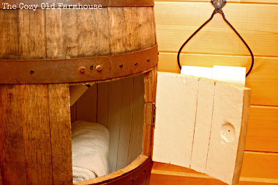 The Cozy Old Farmhouse Cutest Junkiest Vintage Cabin