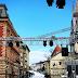 Óriási műlesikló-pályát építettek a horvát főváros közepén