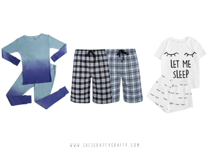 Easter Basket Gift Ideas for ANY age- summer pajamas