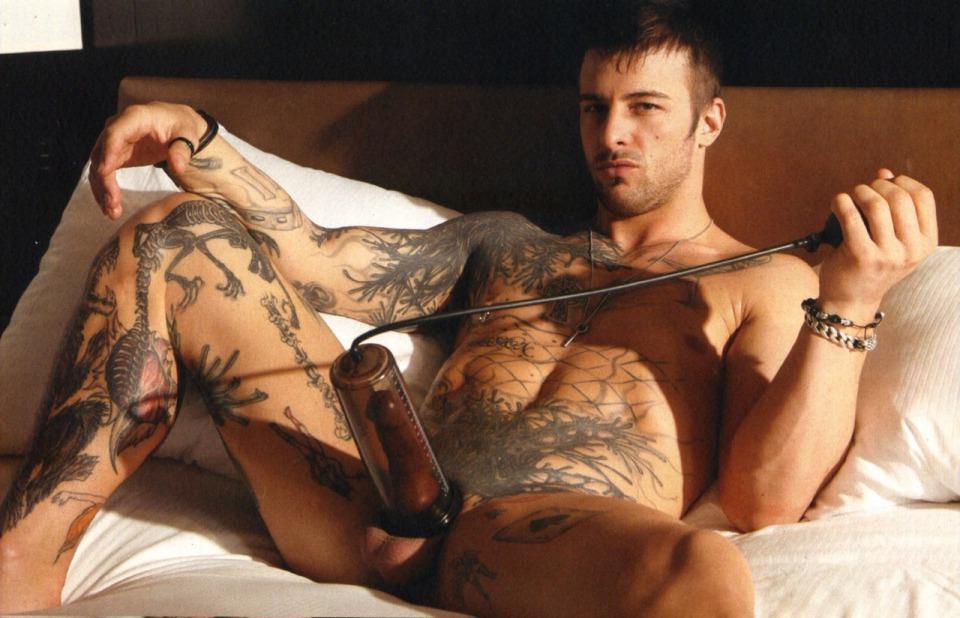 gigolos en peru tatuajes gay