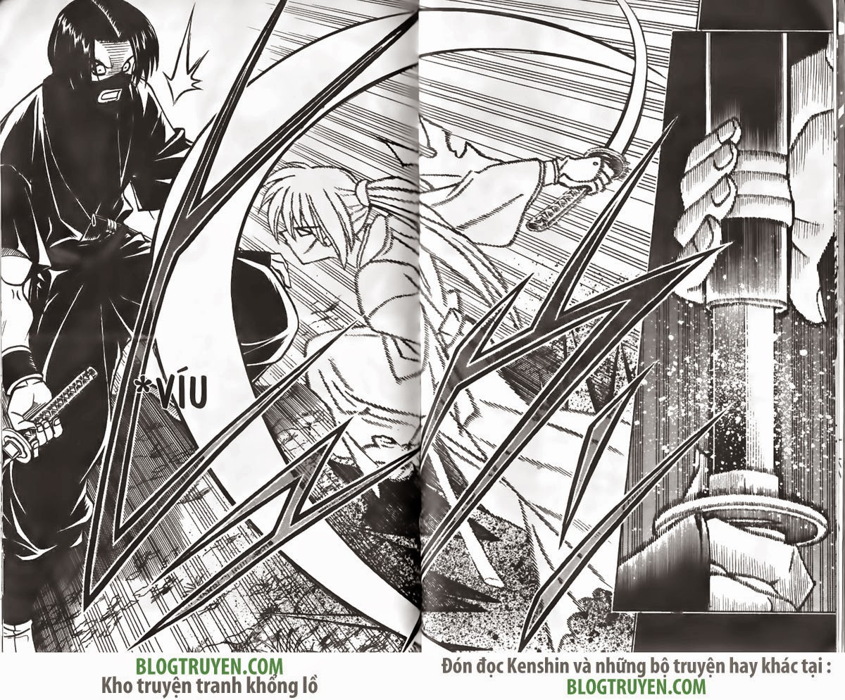 Rurouni Kenshin chap 175 trang 17