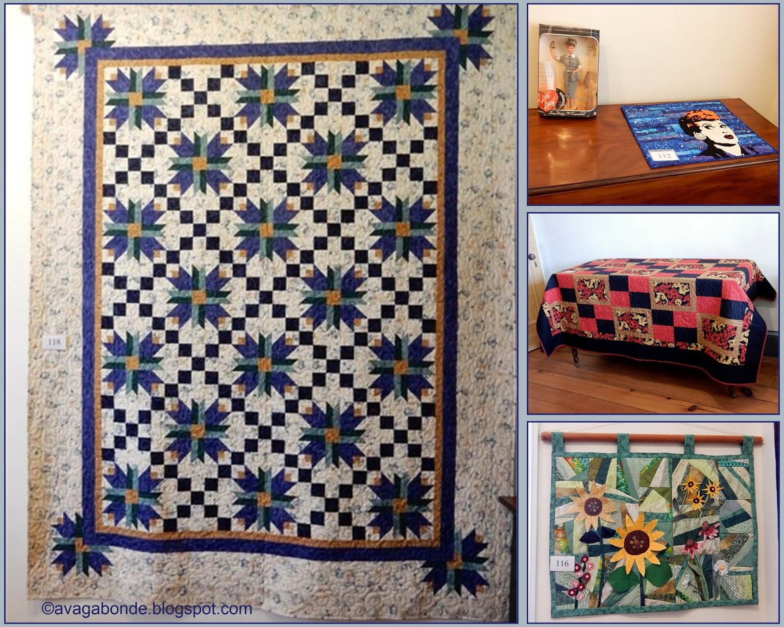 Recollections of a Vagabonde: Bulloch Hall 34th Quilt Show ... and ... : smoky mountain quilt show - Adamdwight.com