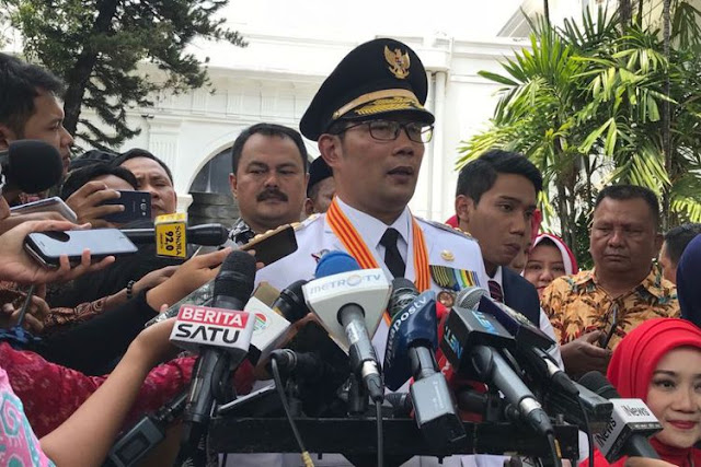 Ridwan Kamil: Tak Usah Ditanya Lagi, 2019 Saya Dukung Jokowi