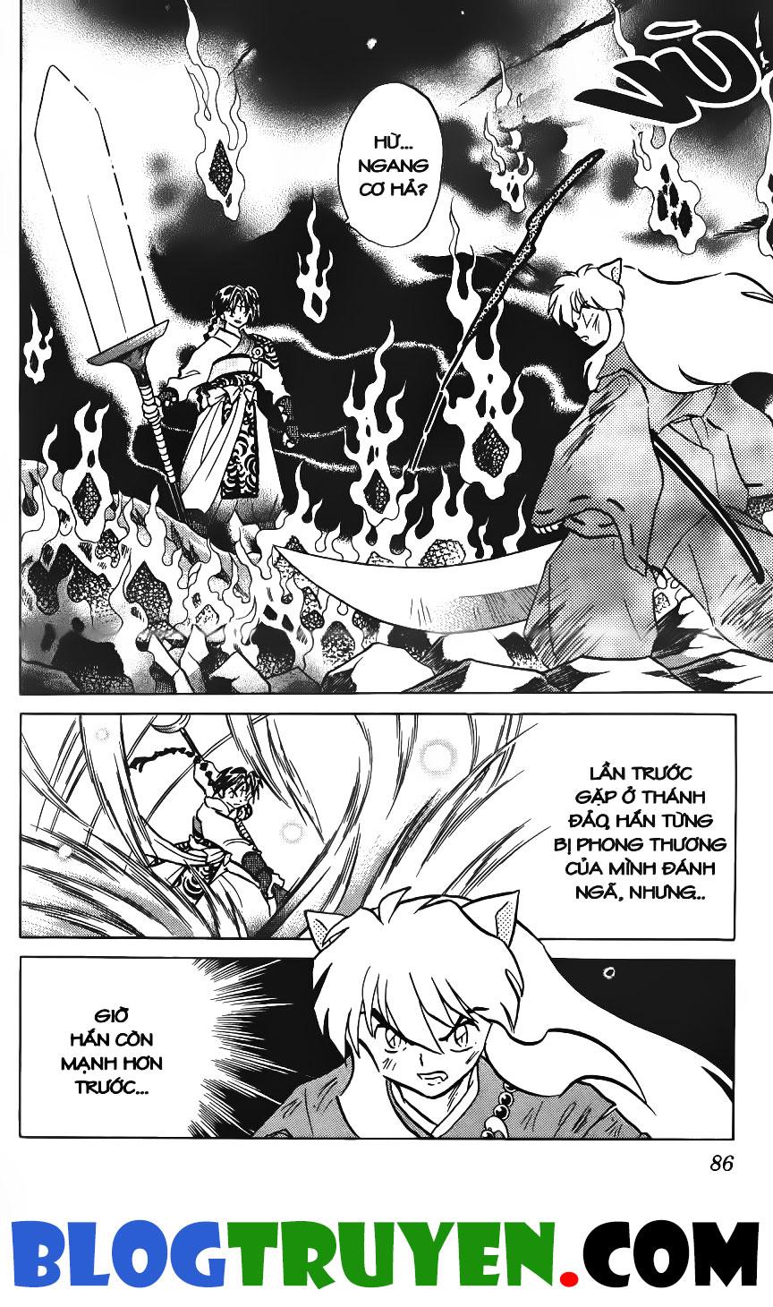 Inuyasha vol 28.5 trang 7