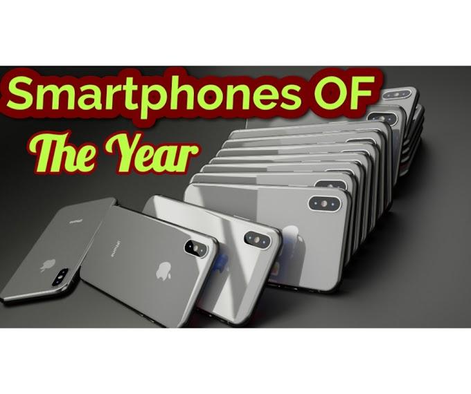 Top10 best smartphone of 2018 [साल के सबसे अच्छे फ़ोन ये रहे]