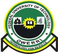 FUTO 2017/2018 Diploma/Certificate Programmes Admission Form Out