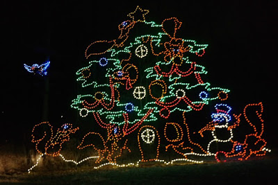 Hershey Sweet Lights in Hershey Pennsylvania