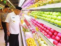 Menjelang Hari Raya, Wali Kota Sidak Antisipasi Makanan & Minuman Kadaluarsa
