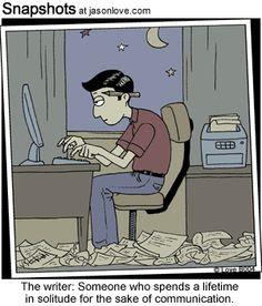 Compromiso de escritor