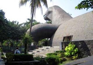 Museum Fauna Indonesia Komodo dan Taman Reptilia