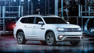 2019 Volkswagen Atlas Prix, conception et date de sortie