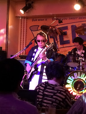 Takeshi Terauchi and Blue Jeans live