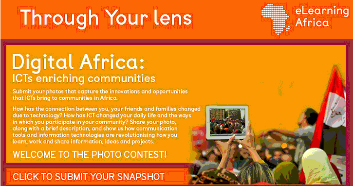 "eLearning Africa ""Through your Lens"" Photo Competition"