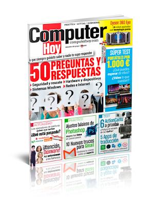 Computer Hoy 486 -  50 Preguntas y Respuestas !!