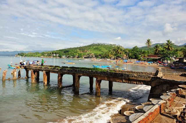 Mancing Seru di Gado Bangkong Pelabuhan Ratu
