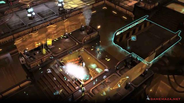 Wanted Corp. Gameplay Screenshot 1