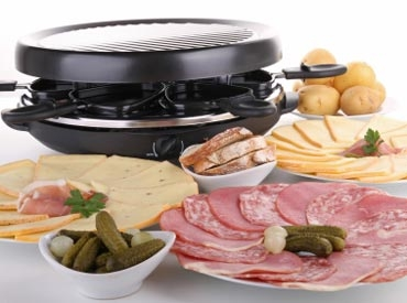 madhouse family reviews classic french recipe 1 raclette. Black Bedroom Furniture Sets. Home Design Ideas