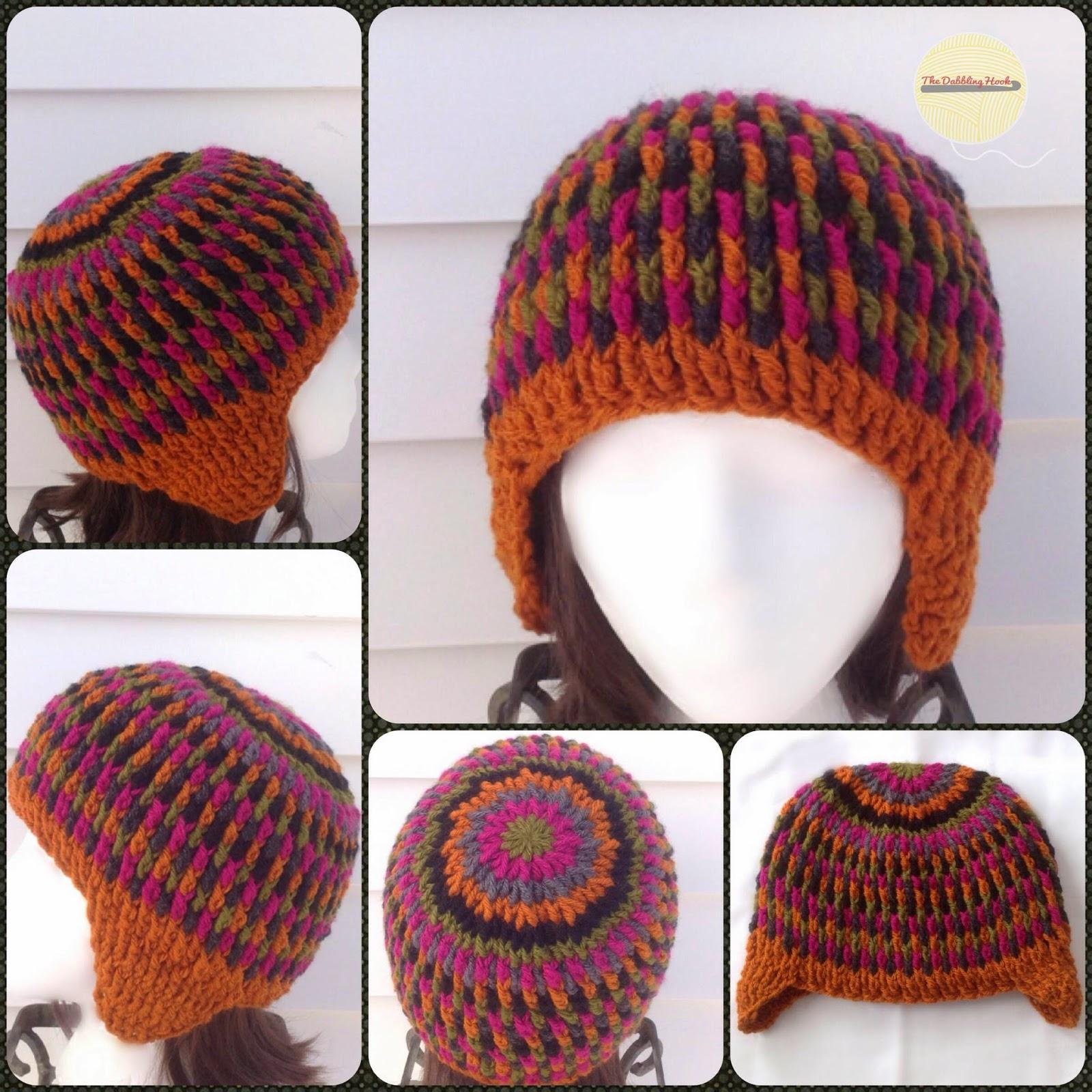 Featured Fan Projects - Gumdrops Hat Free Crochet Pattern