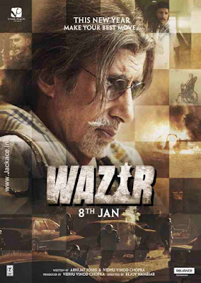 Wazir Day Wise Box Office Collection