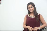 Nikki Galrani in a Brown Shining Sleeveless Gown at Nakshatram music launch ~  Exclusive 020.JPG