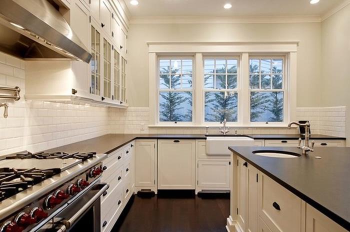 beyaz mutfak dolap modelleri mutfak tasarımı