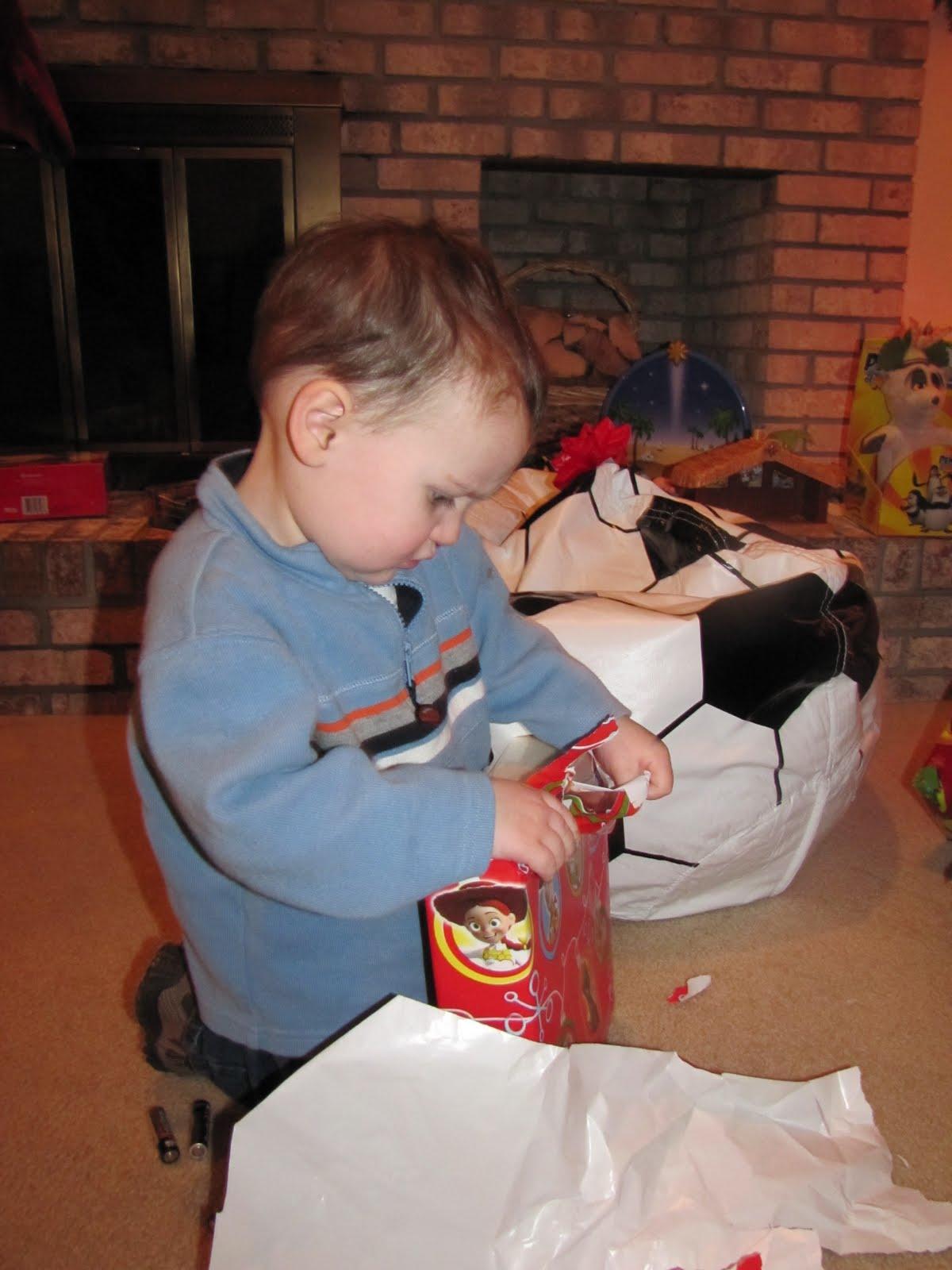 The Gregor Family: Boys enjoying their new bean bag chairs