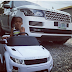 Jason Njoku gets matching Range Rover for his son