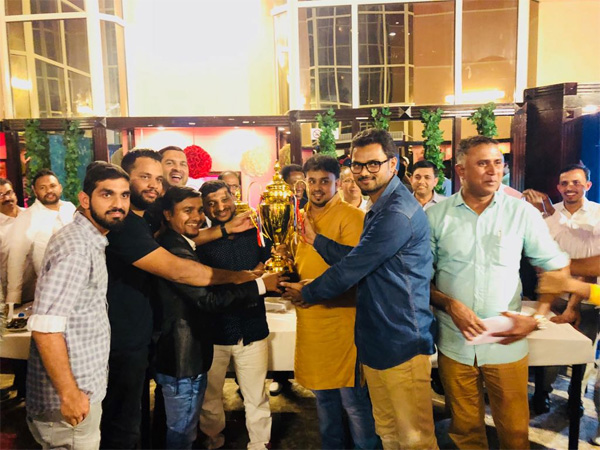 Gulf, News, Sports, Cricket, Dubai Cherkala Cricket League; Sabka Strikers Wins The Championship
