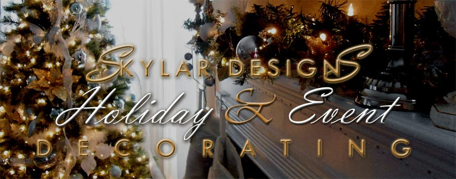 Skylar Designs Holiday Event Decorating Hiring A Holiday