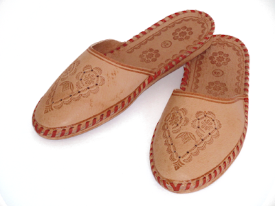 Latest Handmade slippers for women