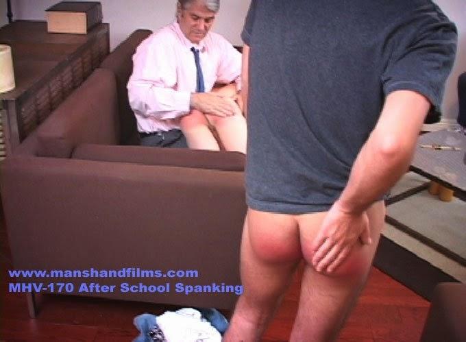 Hvordan man giver en voksen spanking - Min første voksen spanking af Pornstealscom-3830
