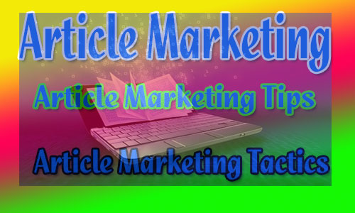Article Marketing help to sell your Product