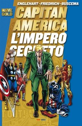 Fumetti Di Carta Capitan America L Impero Segreto