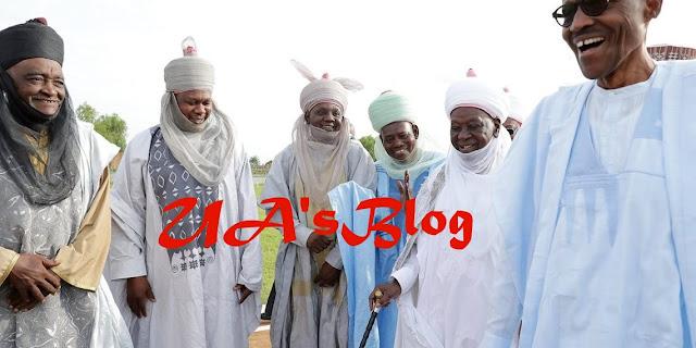 Polls: Buhari arrives Daura